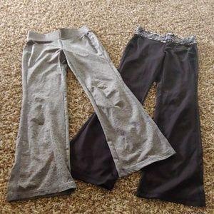 Youth girl yoga pants